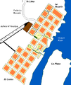 Plano de Pucallpa (1950).png