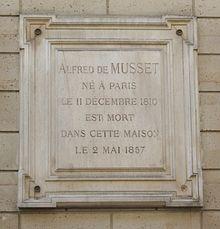 Alfred de Musset (Biographie) - aLaLettre