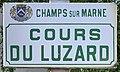 Plaque Cours Luzard - Champs-sur-Marne (FR77) - 2021-04-24 - 1.jpg