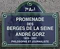 Plaque Promenade Berges Seine Gorz Paris 1.jpg