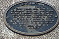 Plaque on the old Co-op, Colne - geograph.org.uk - 1562992.jpg