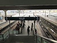Platform of Shenzhen North Station 6.jpg