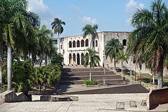 Ciudad Colonial (Santo Domingo) - Alcázar de Colón