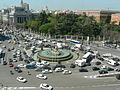 Plaza de Cibeles (Madrid) vista aérea-02.jpg