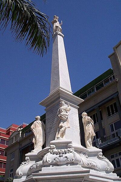 File:Plaza de España (Santa Cruz De Tenerife).jpg
