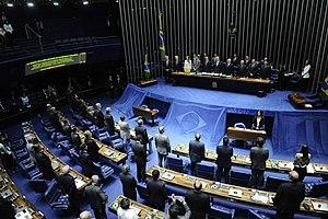 Federal Senate - The Federal Senate in 2014