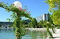 Poertschach Johannes-Brahms-Promenade mit Parkhotel 13062013 777.jpg