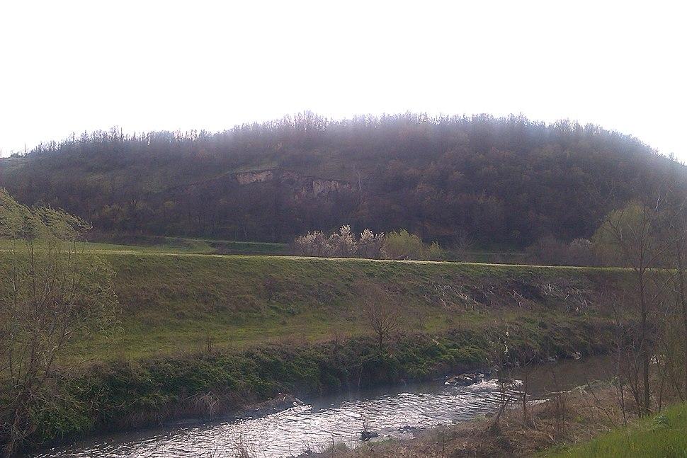 Pogled na Jerinino Brdo u Gradcu