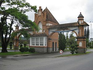 South Region, Brazil - Pomerode, A Pomeranian-German colony in Santa Catarina