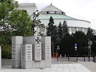 Sejm and Senate Complex of Poland