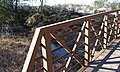 Ponchatoula Creek Southeastern footbridge.JPG