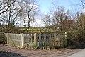 Pond, Castle Farm, Mountfield Lane - geograph.org.uk - 1728846.jpg