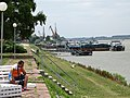 Port Scene along Danube - Ruse - Bulgaria (41211773620).jpg