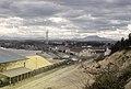 Port de Bayonne-Terminal du soufre solide-1965 11.jpg