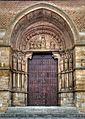 Portada de San Juan del Mercado, Benavente (15894420479).jpg