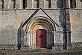Portail latéral sud de l'église Saint-Germain de Cintheaux.jpg