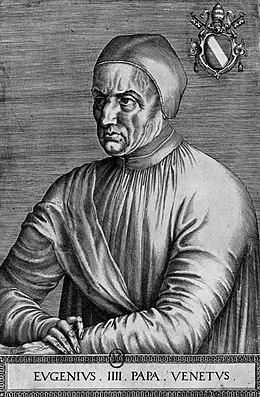 Евгеније IV, Жан Фуке
