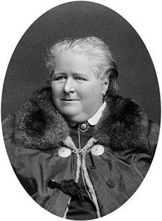 Frances Power Cobbe Irish writer, social reformer, anti-vivisection activist and leading suffragette