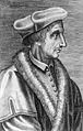 Portrait of Jean François Fernel (1497? – 1558) Wellcome M0006970.jpg
