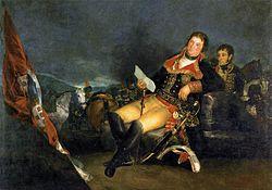 Francisco de Goya: Retrato de Manuel Godoy