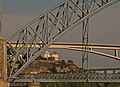Portugal - Porto - bridges over the river (5303993987).jpg