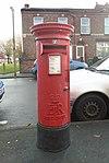 Post box on Leopold Street, Seacombe.jpg