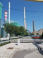 Power Plant and chimneys, 2016 Csepel.jpg