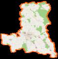 Powiat pleszewski location map.png