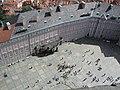 Pražský hrad, 3. nádvoří 01.jpg