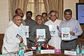 Pranab Mukherjee releasing the Report of the task force on an IT strategy for PDS and implementable solution for direct transfer of subsidy for food and kerosene, in New Delhi. The Union Minister for Rural Development.jpg