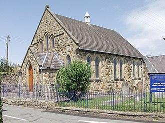 Gobowen - Preeshenlle United Reform Church