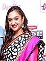 Preetha Vijayakumar 62nd Filmfare South Awards.jpg