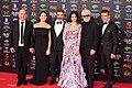 Premios Goya 2020 - Equipo Dolor y gloria.jpg
