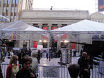 File:Preparing for the 83rd Annual Academy Awards - the main entrance to the Oscars (5474926071).jpg