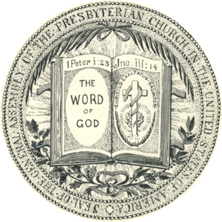 Presbyterian Church in the United States of America Historical Presbyterian organization