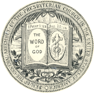 Presbyterian Church in the United States of America - Seal of the General Assembly of PCUSA