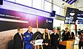 Presentation of Alexander Gerst's 'Horizons' mission at ESA's European Astronaut Centre, 29 May 2017 ESA378098.jpg