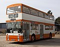Preserved Greater Manchester Transport bus 2236 (RNA 236J) 1971 Daimler Fleetline Park Royal, 10 April 2010 (1).jpg