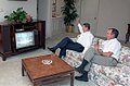 President Reagan and George Bush in Dallas watching the Republican National Convention (cropped1).jpg