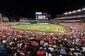President Trump at the World Series Game (48974322178).jpg