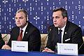 Press Conference - Bratislava Informal Parliamentary Summit 2016-10-07 (30137380926).jpg