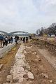 Pressekonferenz zu den archäologischen Grabungen am Rheinboulevard Köln-Deutz-5057.jpg