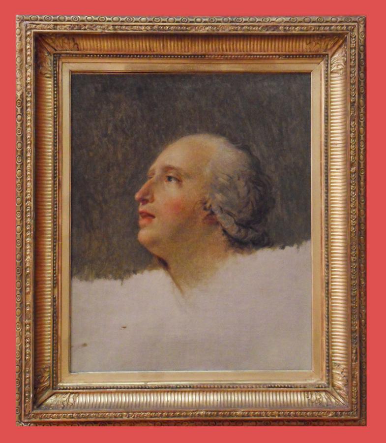 Portrait of Pierre-Louis Prieur de la Marne