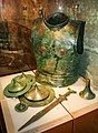 Princely military equipment from the Bronze Age in Slovenia 01.jpg