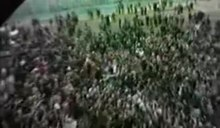 File:Pro-government demonstration in Amjadieh stadium, 23 January 1979.webm