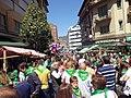 Prueba de la sidra Oviedo 2014.JPG