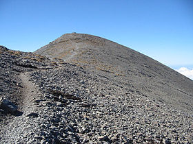 Psiloritis mountain - Timios Stavros peak - Crete Greece.jpg
