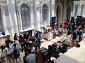 Public Garden Market at the National Museum of Singapore - 20150208-02.jpg