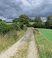 Public bridleway to Wartnaby - geograph.org.uk - 909608.jpg