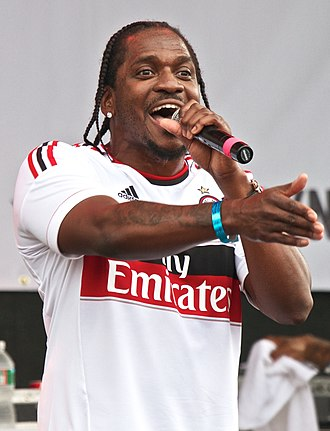 Pusha T - Pusha T performing in July 2013